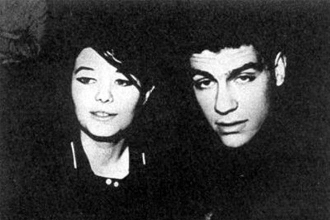 Ася Пекуровская и Сергей Довлатов