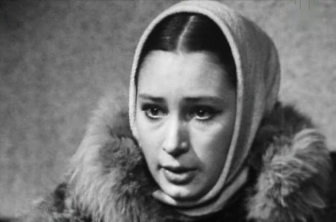 Татьяна Васильева в молодости