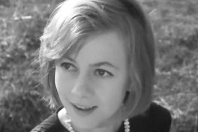 Александра Назарова молодости