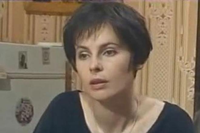Ирина Апексимова в сериале «Мелочи жизни»