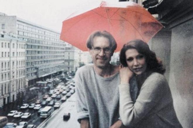 Сергей Шерстюк и Елена Майорова