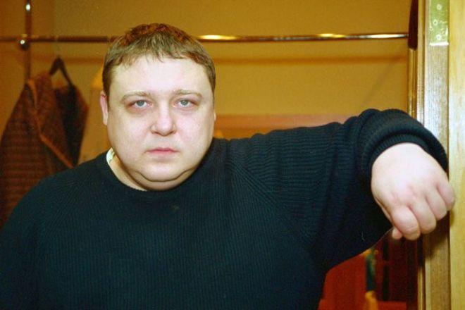 Александр Семчев в молодости