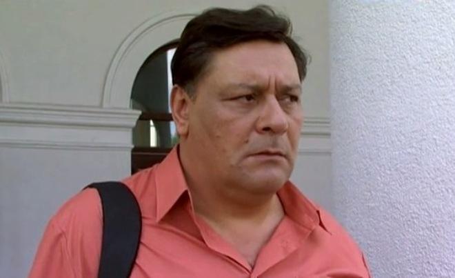 Дмитрий Назаров в сериале «Вызов»