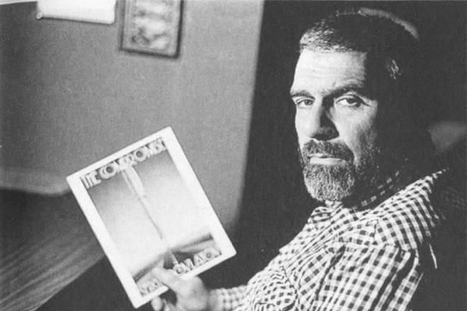 Писатель и журналист Сергей Довлатов