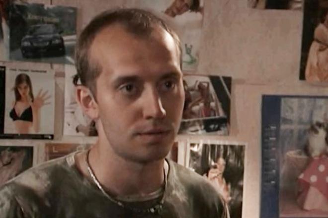 Сергей Бурунов в сериале «Кодекс чести-2»