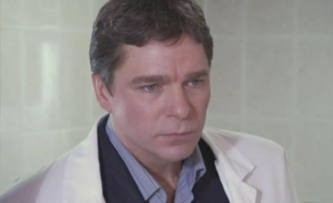 Сергей Маховиков в сериале «Главная улика»