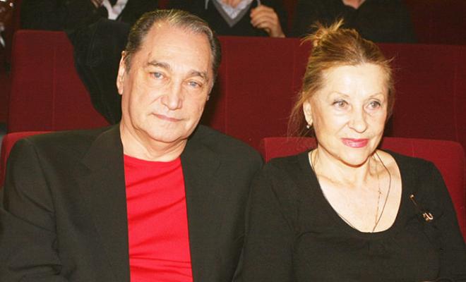Владимир Коренев с женой