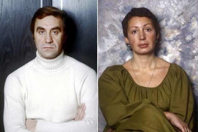 Анатолий Васильев и Татьяна Ицыкович