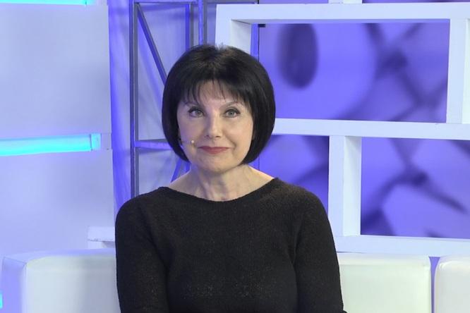 Журналистка Татьяна Миткова