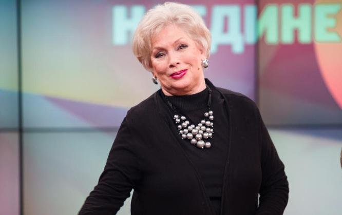 Актриса Алла Будницкая