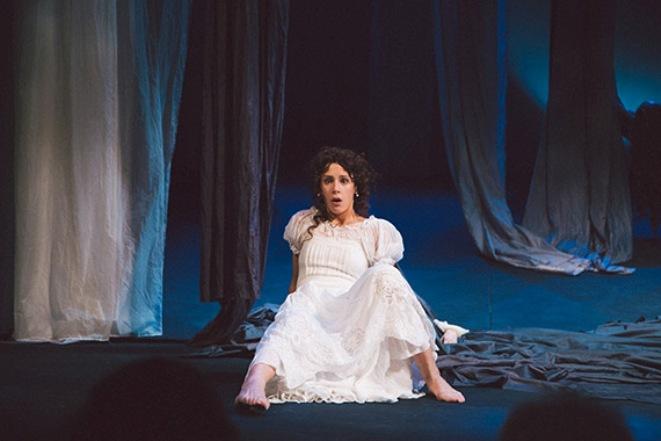 Ирина Горбачева в театре