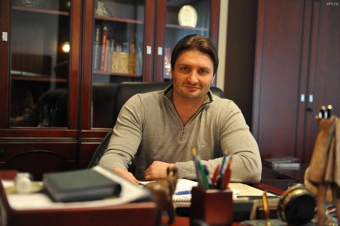 Артист цирка Эдгард Запашный