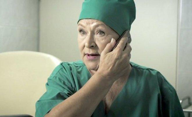 Раиса Рязанова в сериале «Хорошие руки»