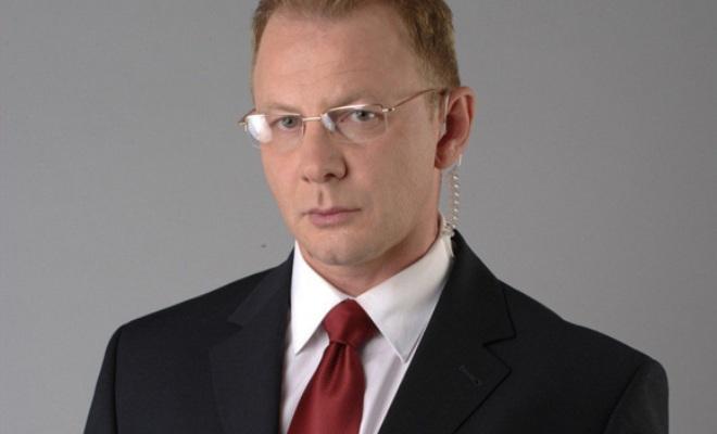 Актер Дмитрий Шевченко