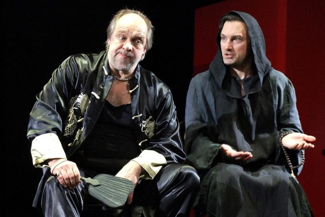 Александр Феклистов в театре