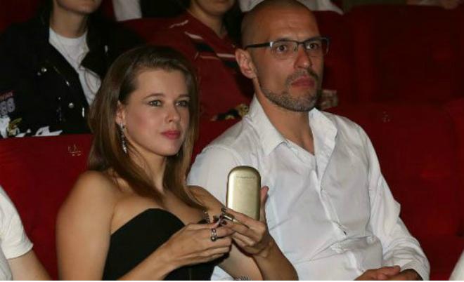 Екатерина Шпица и Руслан Панов