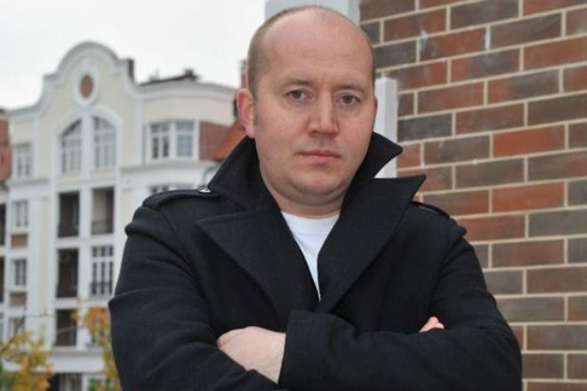 Актер Сергей Бурунов