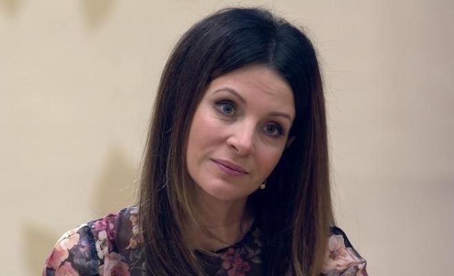 Актриса Евгения Крюкова