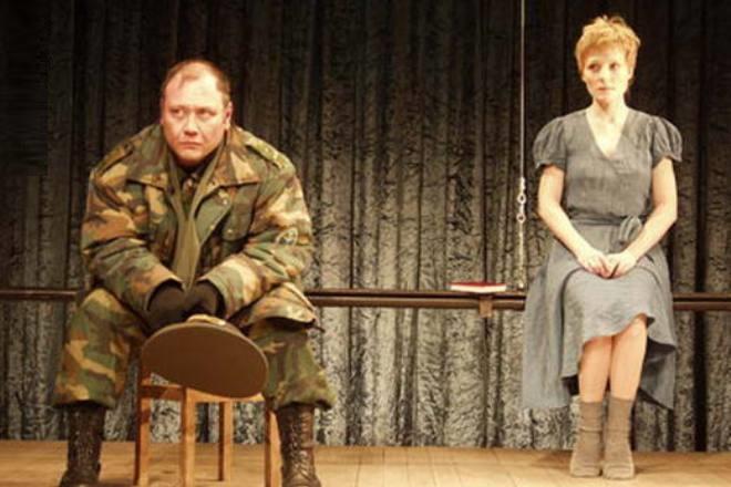 Юрий Степанов в театре