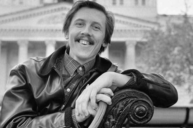 Актер Валерий Золотухин
