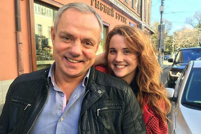 Александр Мохов и Ирина Огородник