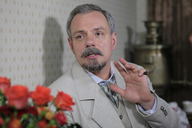 Александр Мохов в сериале «Пока станица спит»