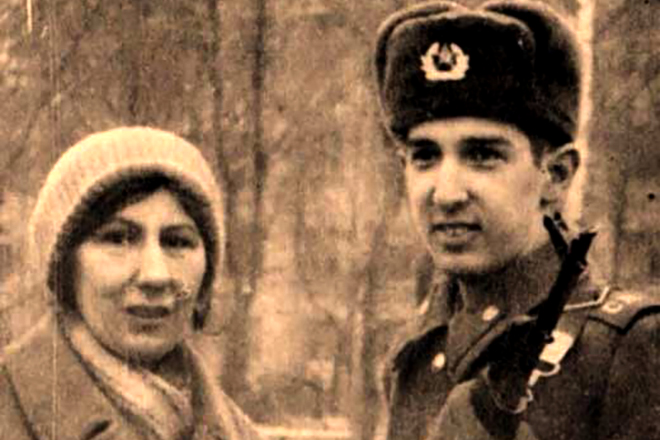 Кай Метов в армии