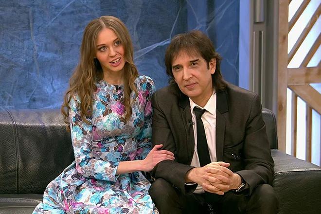 Кай Метов с женой