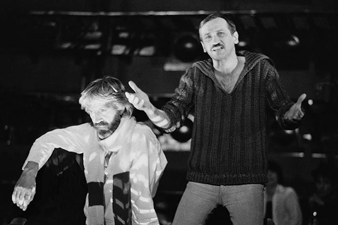 Леонид Филатов в театре