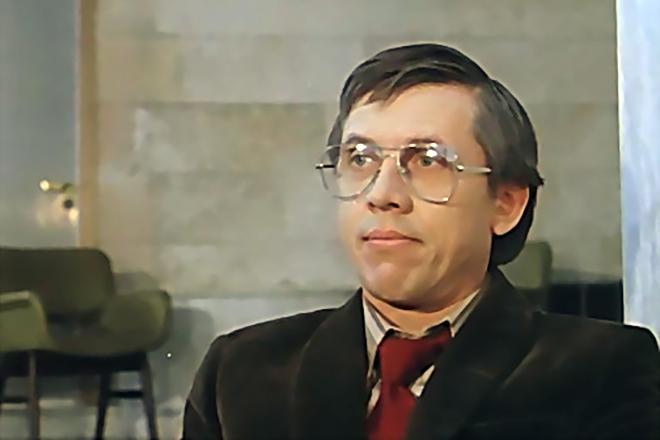 Валерий Золотухин в фильме «Чародеи»