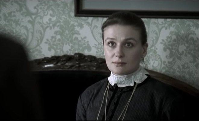 Анастасия Мельникова в фильме «Идиот»
