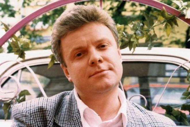 Тележурналист Сергей Супонев
