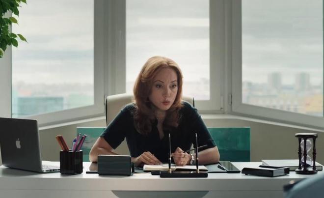Виктория Тарасова в сериале «Полицейский с Рублевки»