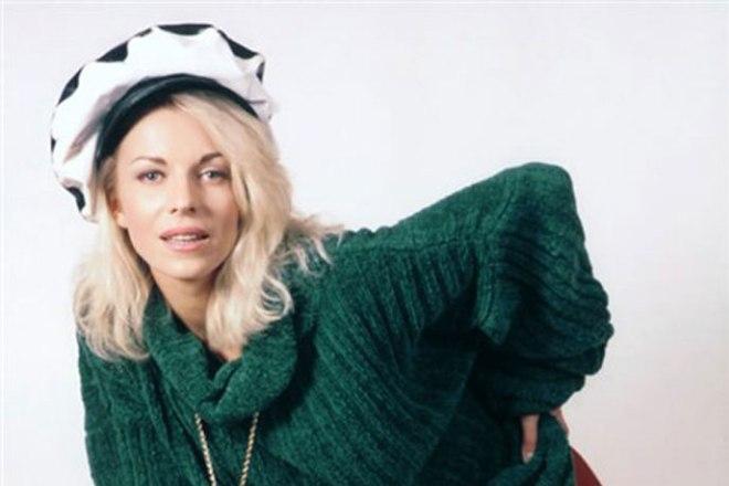 Наталья Ветлицкая - секс-символ 90-х