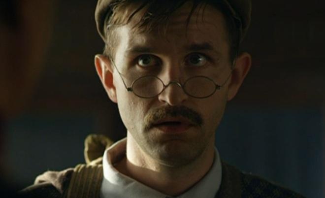 Иван Добронравов в сериале «Охота на дьявола»