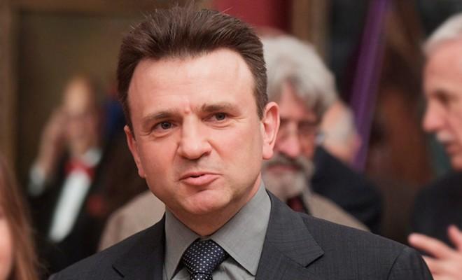 Телеведущий Тимур Кизяков