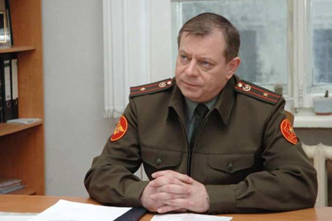 Вадим Андреев в сериале «Кадетство»