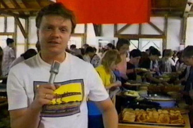 Сергей Супонев в программе «Марафон 15»