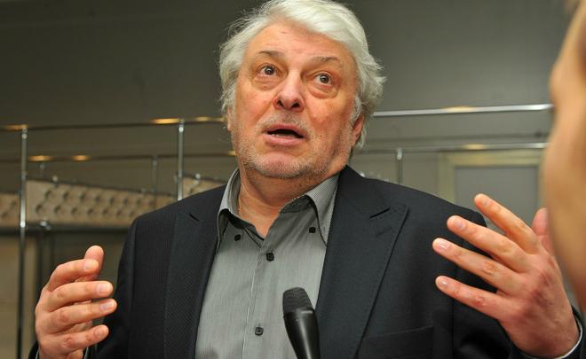 Певец и композитор Вячеслав Добрынин