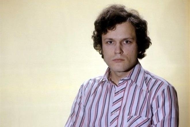 Николай Еременко-младший в молодости