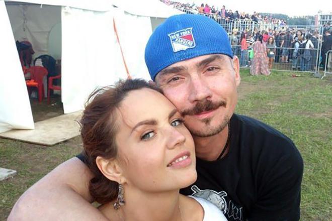 Денис Никифоров и певица Максим