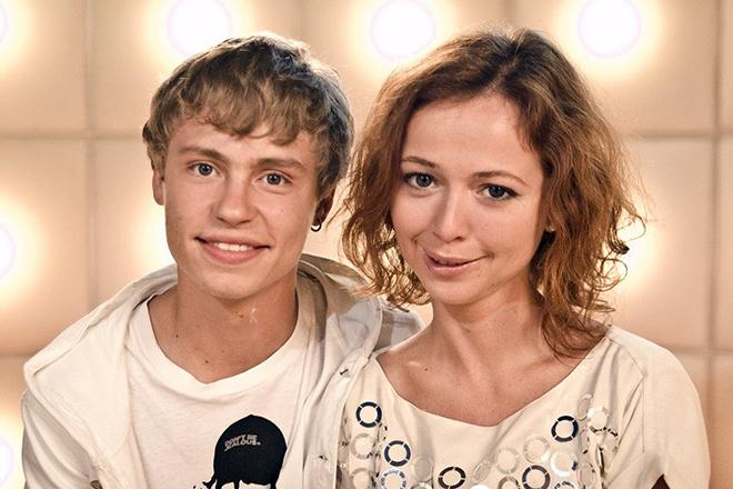Александр Головин и Елена Захарова