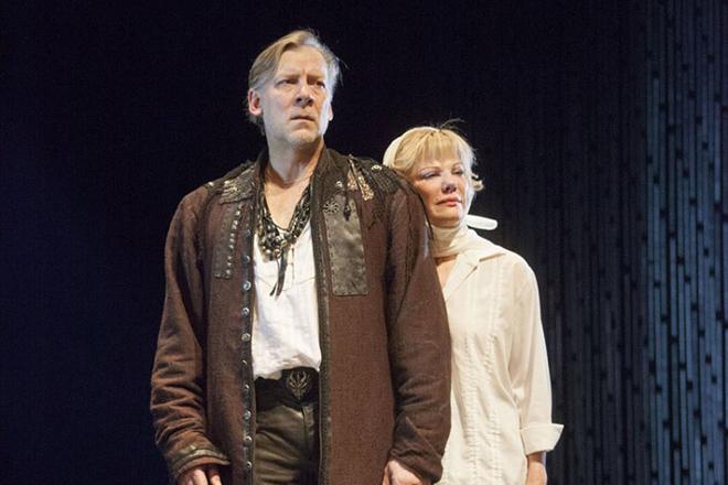 Виктор Раков в театре