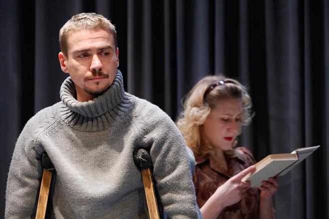 Денис Никифоров в театре