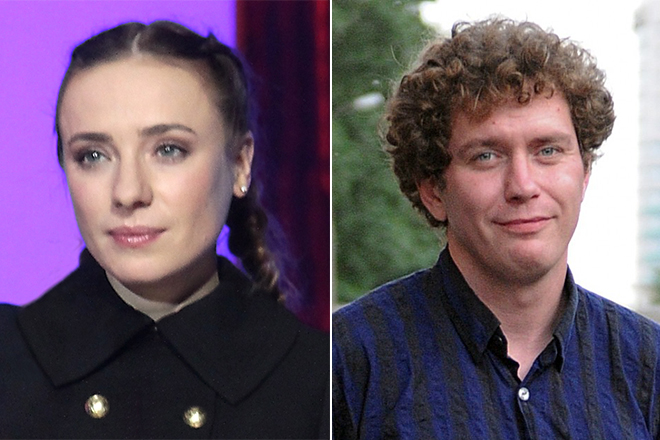 Тутта Ларсен и Захар Артемьев