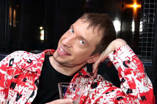 Журналист Сергей Соседов