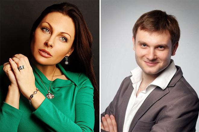 Наталья Бочкарева и Владимир Фекленко
