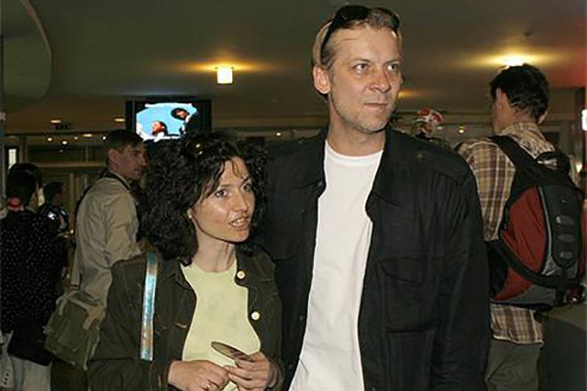 Виктор Раков с женой Людмилой
