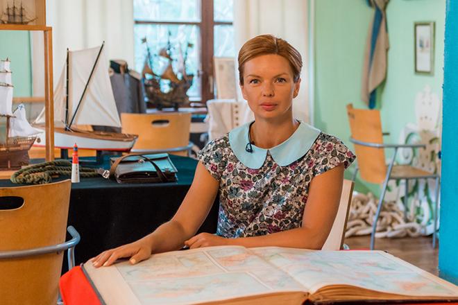 """Алиса Гребенщикова в программе """"Город для детей"""""""