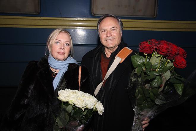 Родион Нахапетов и Наталья Шляпникофф